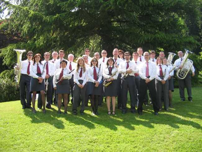 banda musicale santa cecilia gravellona