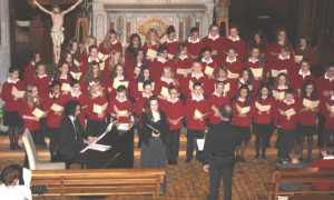 coro bolzano novarese