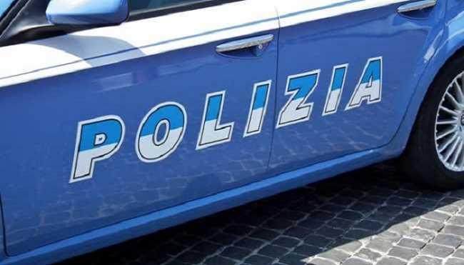 polizia portiera gazzella