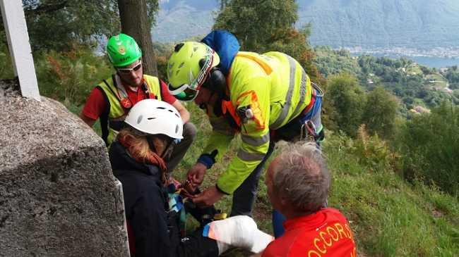 quarna soccorso alpino 13set