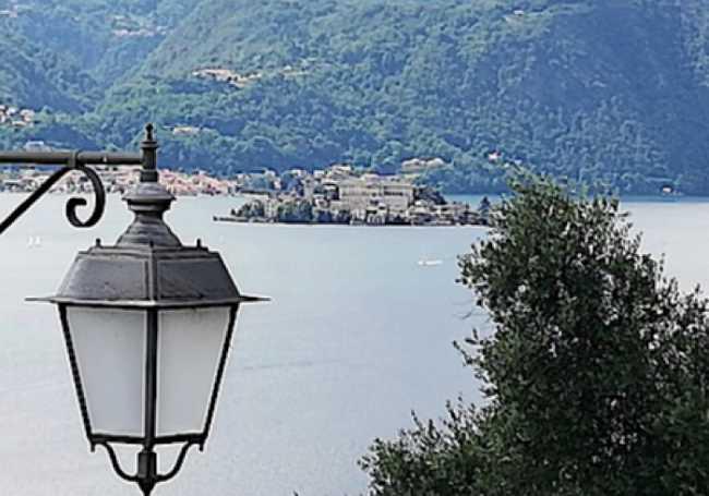 Orta isola san Giulio