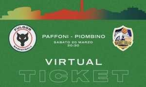Paffoni Virtual Ticket